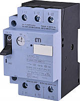 Автомат защиты двигателя ETI MSP0-1,0 (0,25 kW, 0.6-1A) 4646619