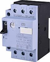 Автомат защиты двигателя ETI MSP0-10 (3-4 kW, 6-10A) 4646624