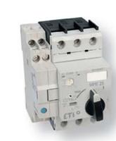 Блок-контактов левосторонний ACBSE-11 к MPE25 (4648022) ETI