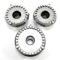 Конфорки для газовой плиты для газовой плиты Электа (комплект)