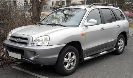 Hyundai Santa Fe 2000-2006г.в.