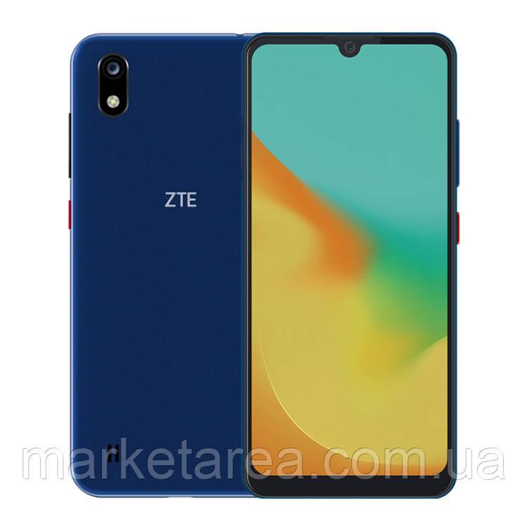 "Смартфон ZTE Blade A7 Blue 6.1"" TFT RAM:2Gb. ROM:16Gb Octa Core"