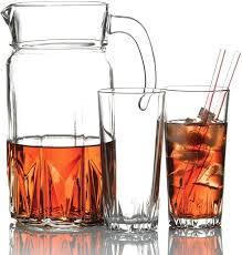 Набор кувшин и стаканы Pasabahce Karat 97045