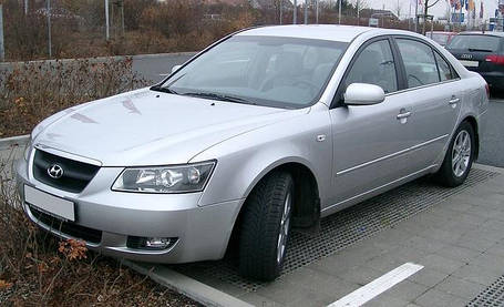 Hyundai Sonata 2004-2009г.в.