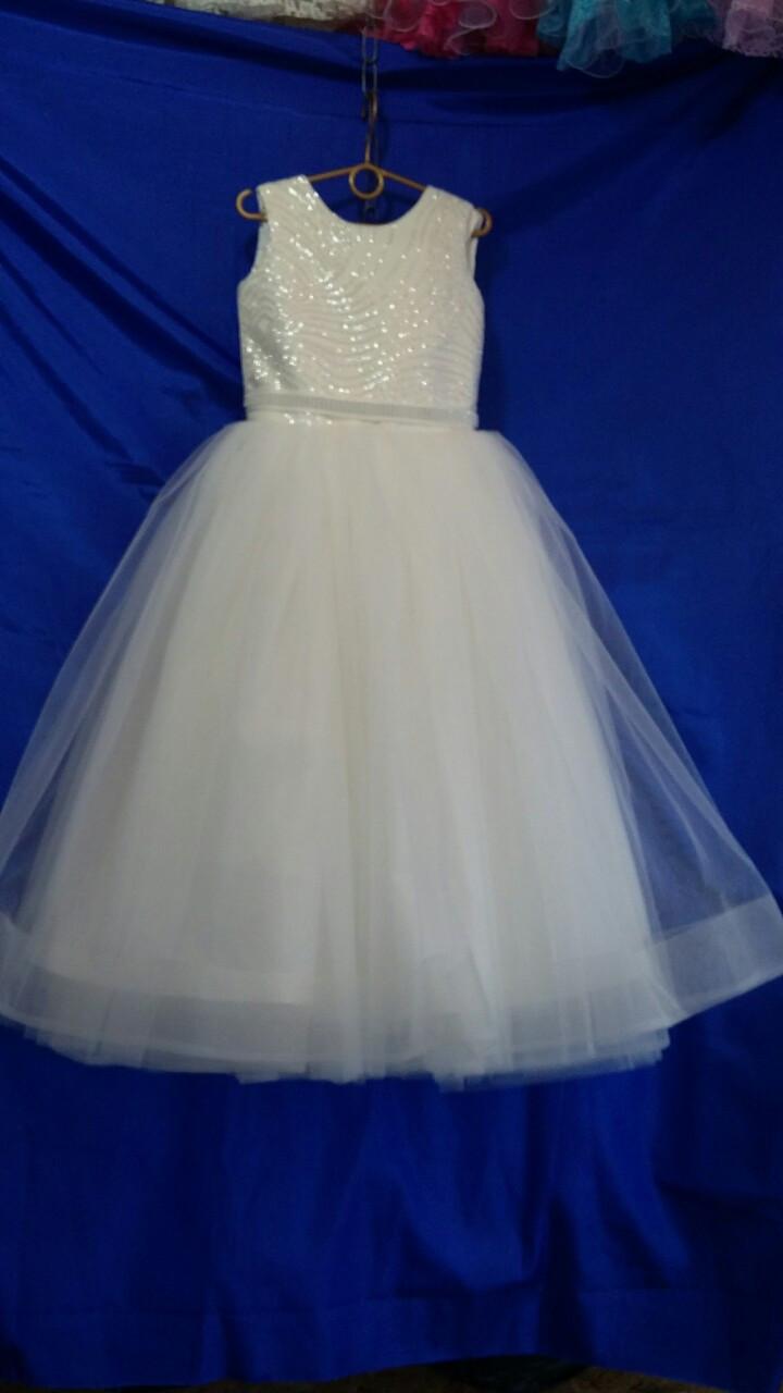 Подростковое платье нарядное для девочки р.9-10 лет опт