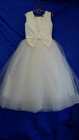 Подростковое платье нарядное для девочки р.9-10 лет опт, фото 2