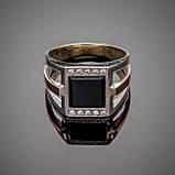 Серебряное кольцо Принц, фото 2