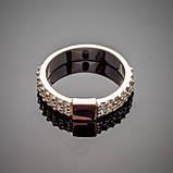 Серебряное кольцо Лиана, фото 2