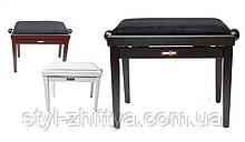 Професійний стілець для піаніно, 3 кольори