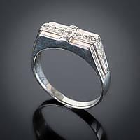 Серебряное кольцо Соломон