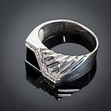 Серебряное кольцо Богдан, фото 2