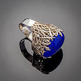 Серебряное кольцо Мадонна, фото 2