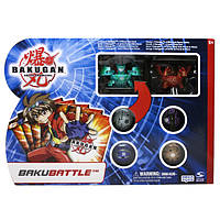 Набор для битв BakuBattle, для игры Бакуган, Bakugan Battle Brawlers - New Vestroia
