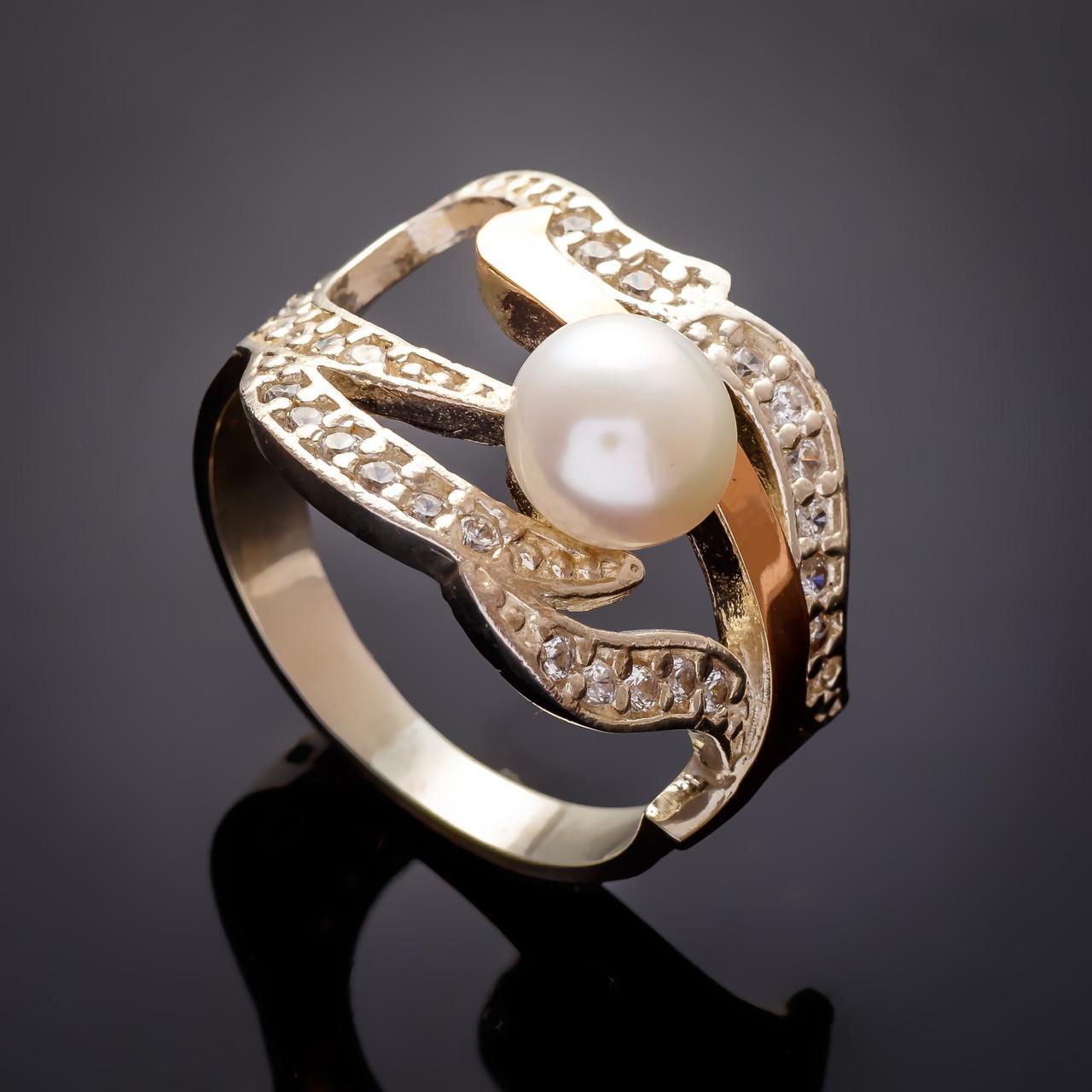 Серебряное кольцо Надежда