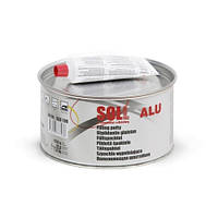 Шпатлевка с алюминием SOLL Aluminium Putty