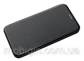 Чехол-книжка Xiaomi Redmi 8 черная G-Case Ranger Elite