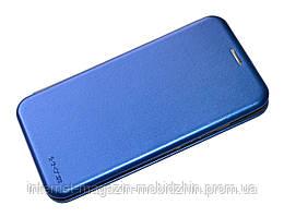 Чехол-книжка Xiaomi Redmi 8 синяя G-Case Ranger Elite