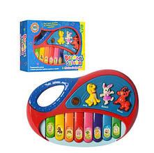 Пианино детское музыка ноты 19-13-4 см