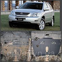Захист двигуна LEXUS RX330 2003-2009 (двигун+КПП)