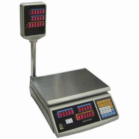 Весы торговые F902H-15ЕD, фото 2