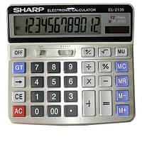 Калькулятор Sharp 2136