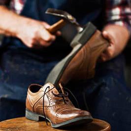 Обувная набоечная резина