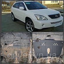 Захист двигуна LEXUS RX400 2003-2009 (двигун+КПП)