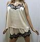 Красивая женская шелковая пижама M L XL Бесплатная доставка Justin!, фото 2