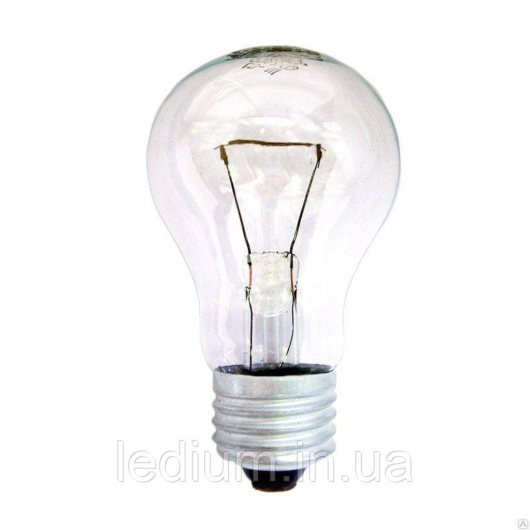Лампа накаливания низковольтовая  МО 24 Вольта 60 Ватт Е27