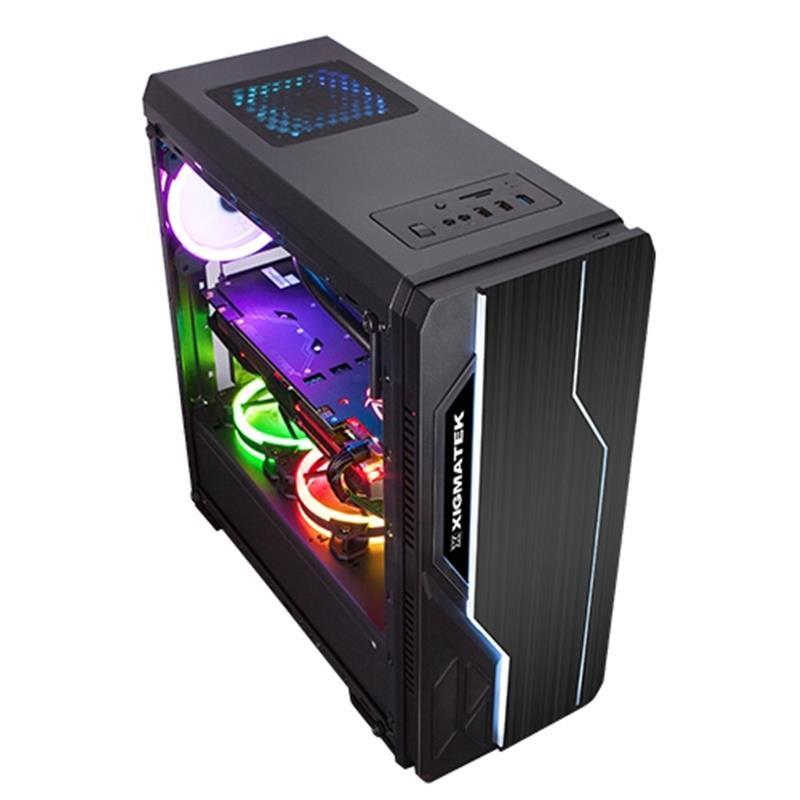 Игровой компьютер 6 ядер <  Кашалот >  i5/16/120/1/GTX 1060/ i5-9400F
