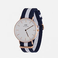Часы Daniel Wellington ( white blue )