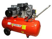 Компрессор Forte ZA 65-100 ременной (2,2 кВт, 35 л/мин, 100 л)