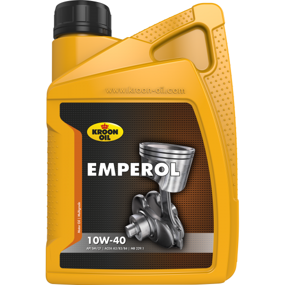 Моторное масло Kroon Oil Emperol 10W-40 (1л)