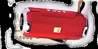 Колонка портативная Wireless Speakers SLC-098 красная