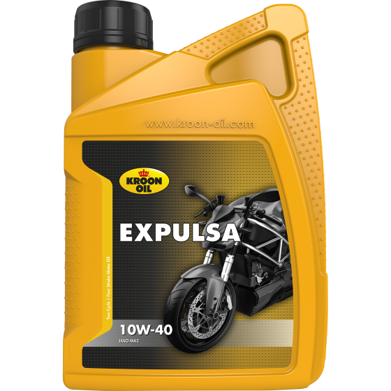 Моторное масло Kroon Oil Expulsa 10W-40 4T (1л)