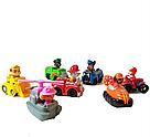 Игровой набор фигурок на транспорте Щенячий патруль, фото 2