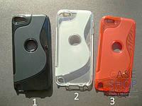 Силиконовый чехол для iPod Touch 5