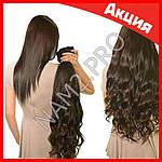 Накладные волосы не отличимые от натуральных HairExtension, фото 5