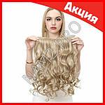 Накладные волосы не отличимые от натуральных HairExtension, фото 6