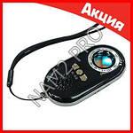 Инфракрасный детектор 3 в 1 для поиска скрытых камер видеонаблюдения и защиты от краж AntiSpy, фото 5