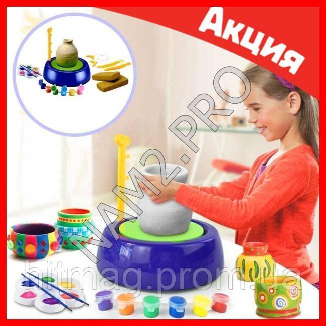 Набор для лепки из глины для детей