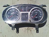 Б/у панель приборов Renault Clio II Phase 2 1.5dCi 2001-2004, 8200261102, SAGEM 21672305-7
