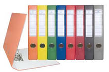 Папки, швидкозшивачі, файли, файл-куточки, реєстратори