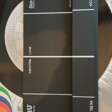 Отметка дартс для точных бросков (крепится на пол) Winmau, фото 2