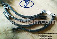 Рессора прицепа АL-KO (АЛКО) (Волга) 5 листов со втулкой