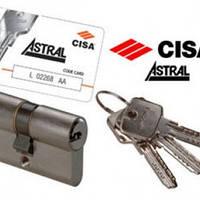 Цилиндры CISA Astral