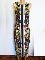 Платье женское эффектное, черное стройное Next Tall (Размер 46 (M, UK10, EU38))