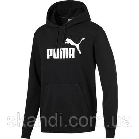 Толстовка Puma Essentials TR, цвет черный 851745 01