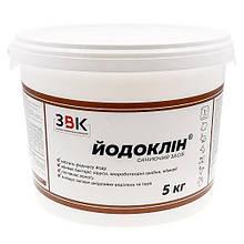Дезинфицирующий порошок Йодоклин 5кг