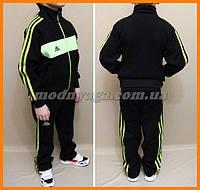 Утепленные спортивные костюмы для мальчиков   Адидас